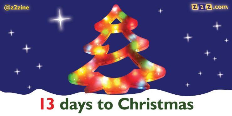 13 days to Christmas