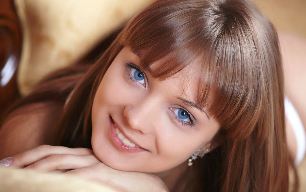 Hair Color For Blue Eyes And Cool Skin Tone Hairstly
