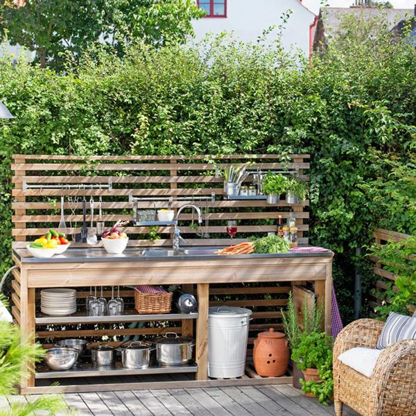 design your space outdoor kitchen ideas kitchens on outdoor kitchen easy id=33009