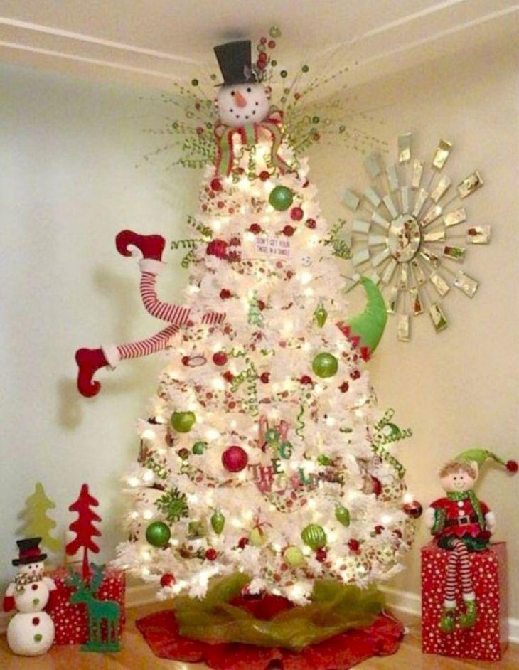 Best Christmas Tree Decoration Ideas Tree decorations