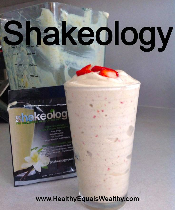 Strawberry Shortcake Shakeology Recipe Menurecipe