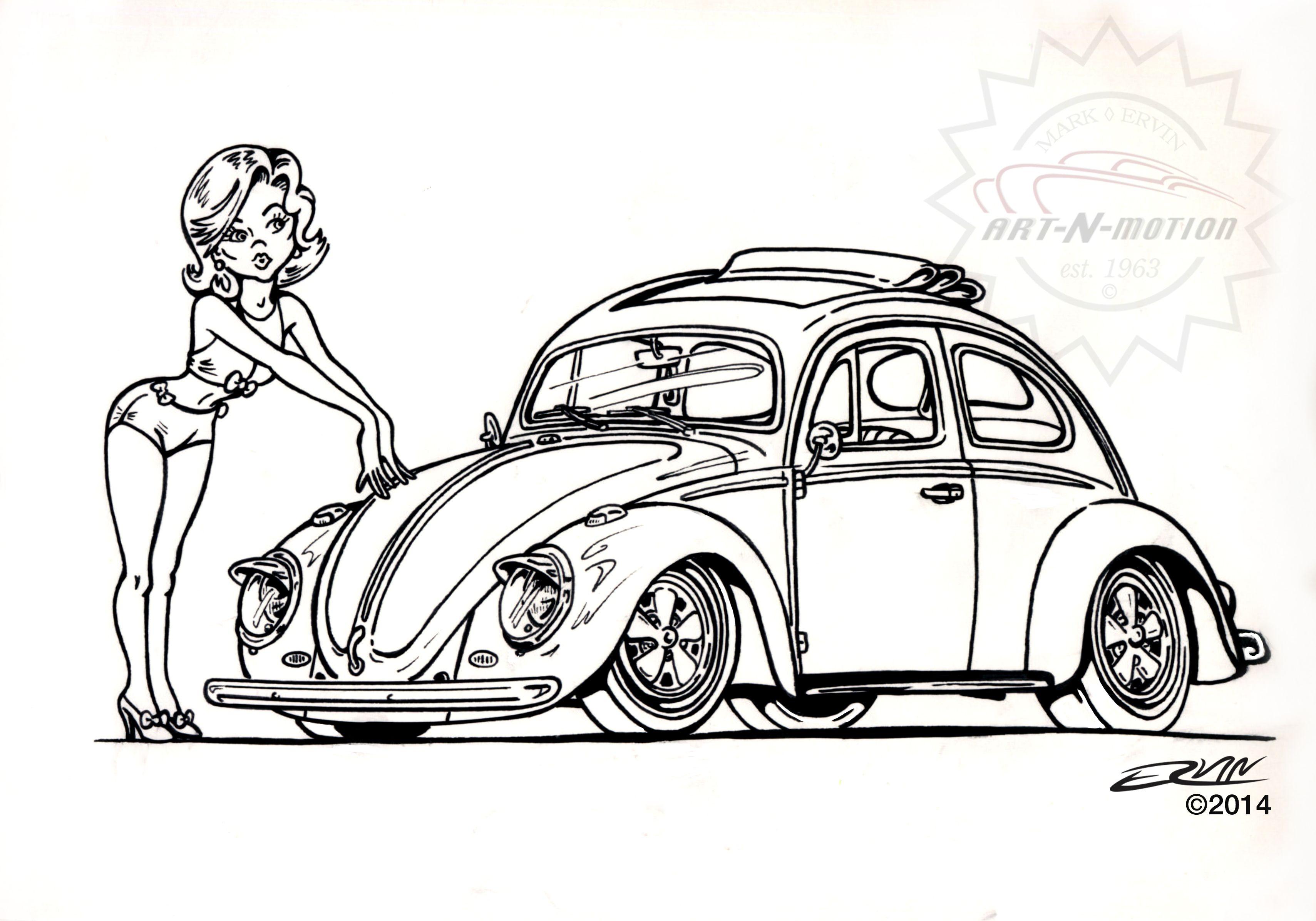 Beetle 001