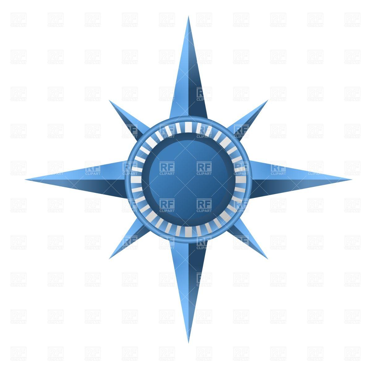 Compass Rose Clipart Cliparthut