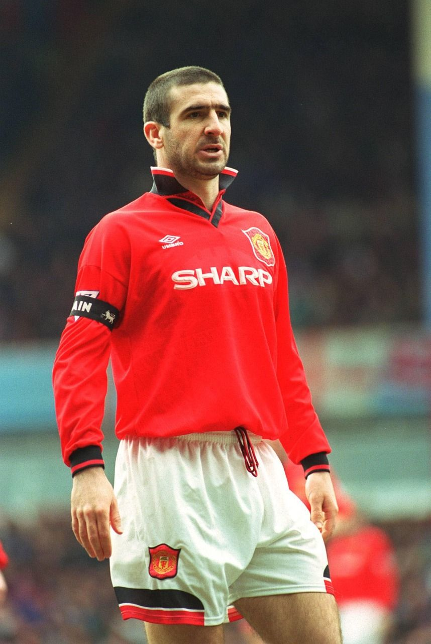 The frenchman played a key role in united dominating the premier league under sir alex ferguson in the 1990s. Cantona. STUD back in his day   The GREAT && the Fabulous ...