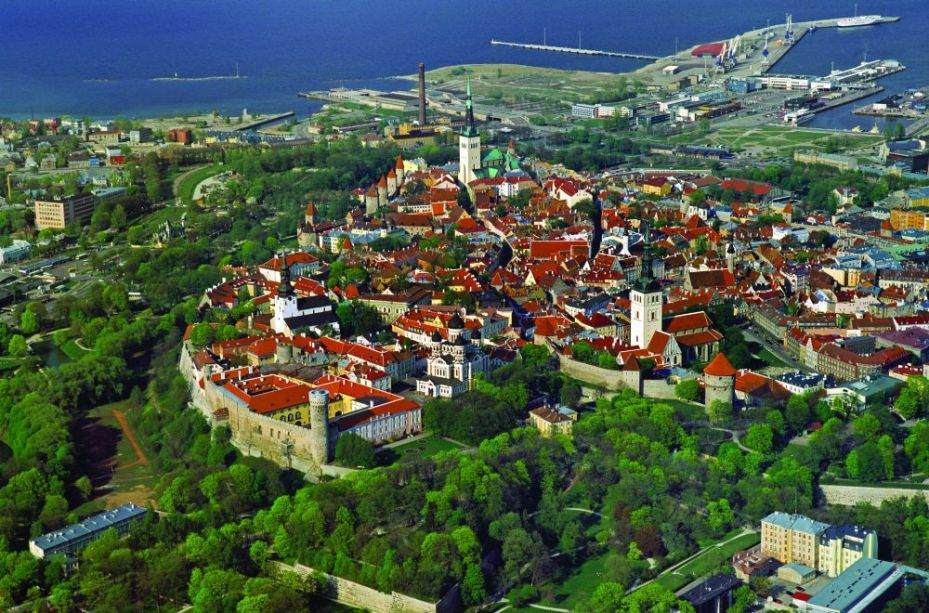 Image result for capital of estonia