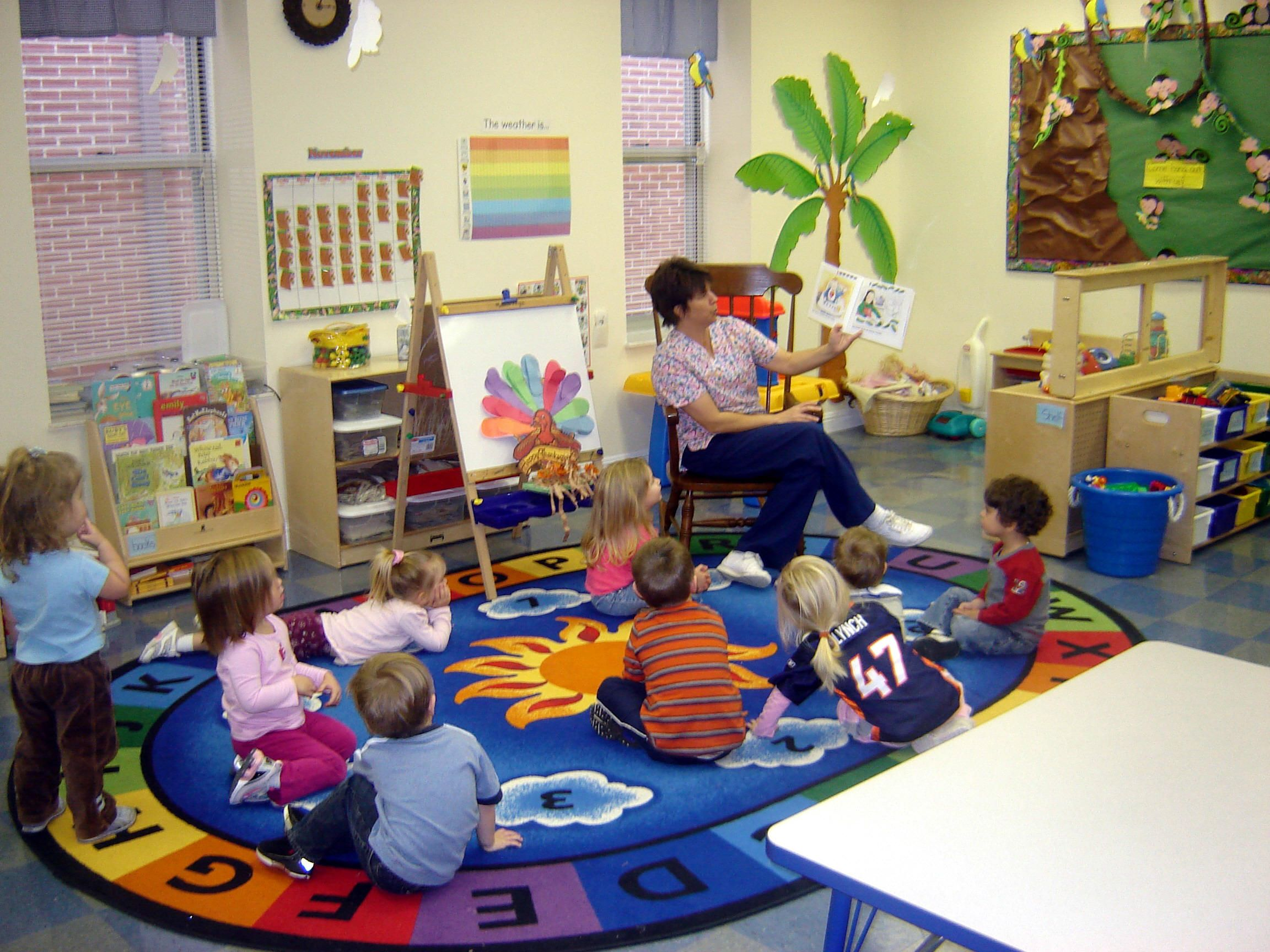 Byu Preschool Curriculum Program Including Lesson Plans