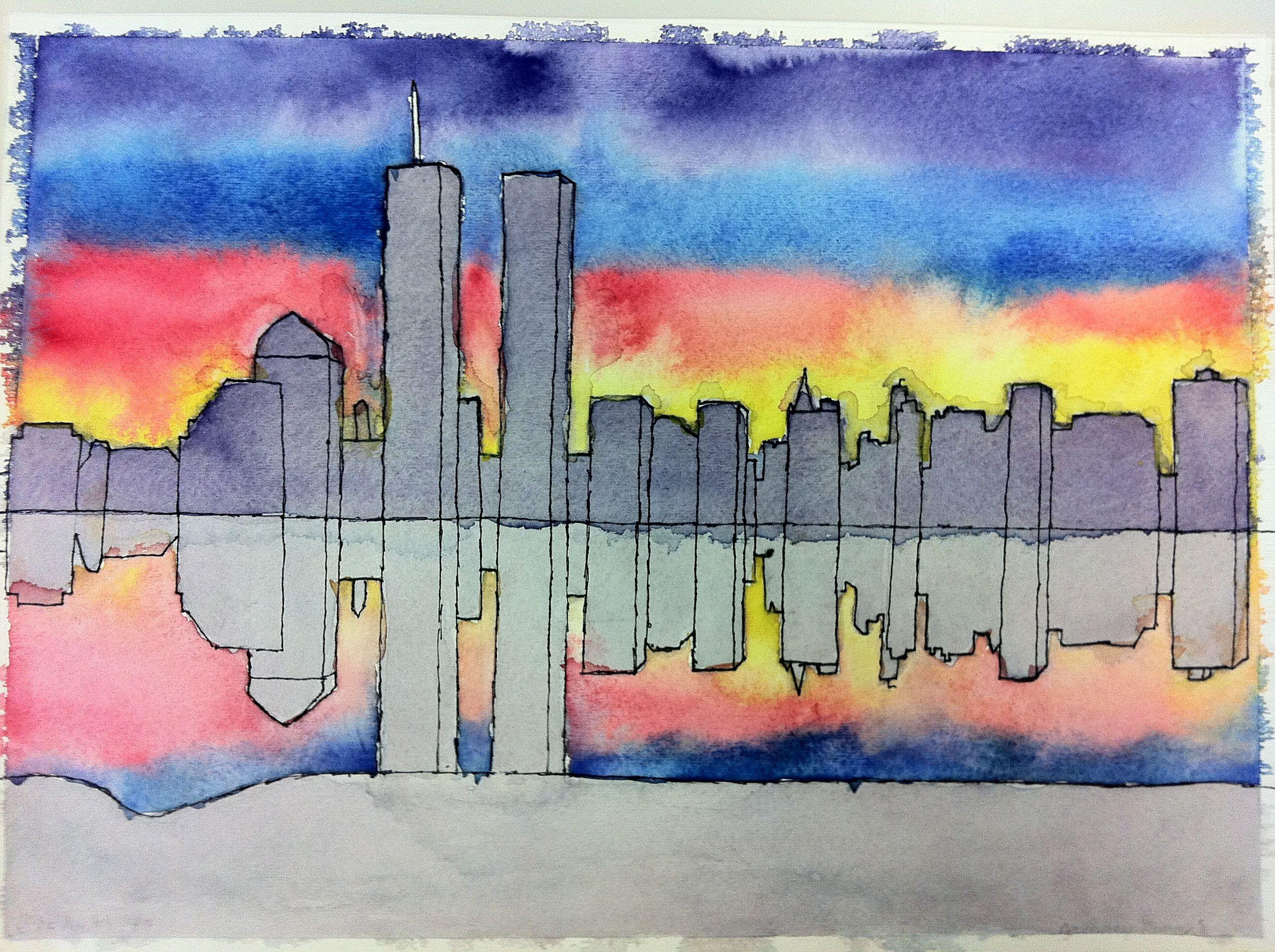 Sixth Grade Art Projects