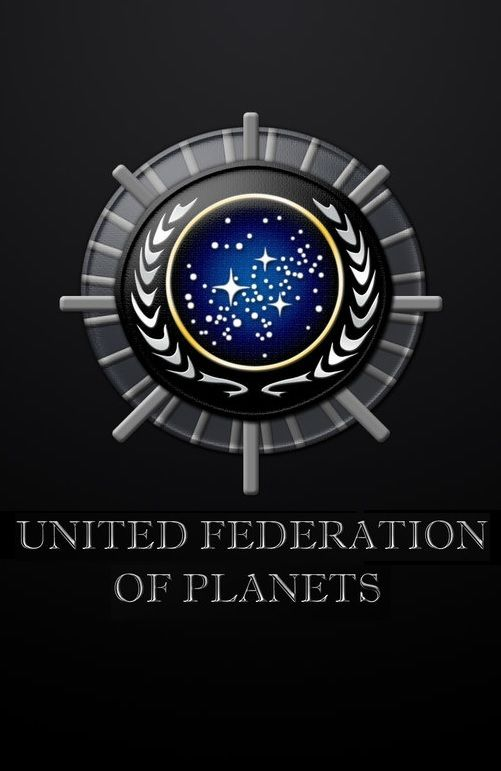 United Federation of Planets Phone Wallpaper | Phone ...