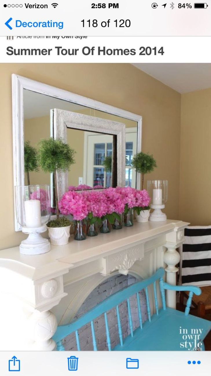 Fireplace mantle Pinterest Mantels Mantle and Fireplace mantel