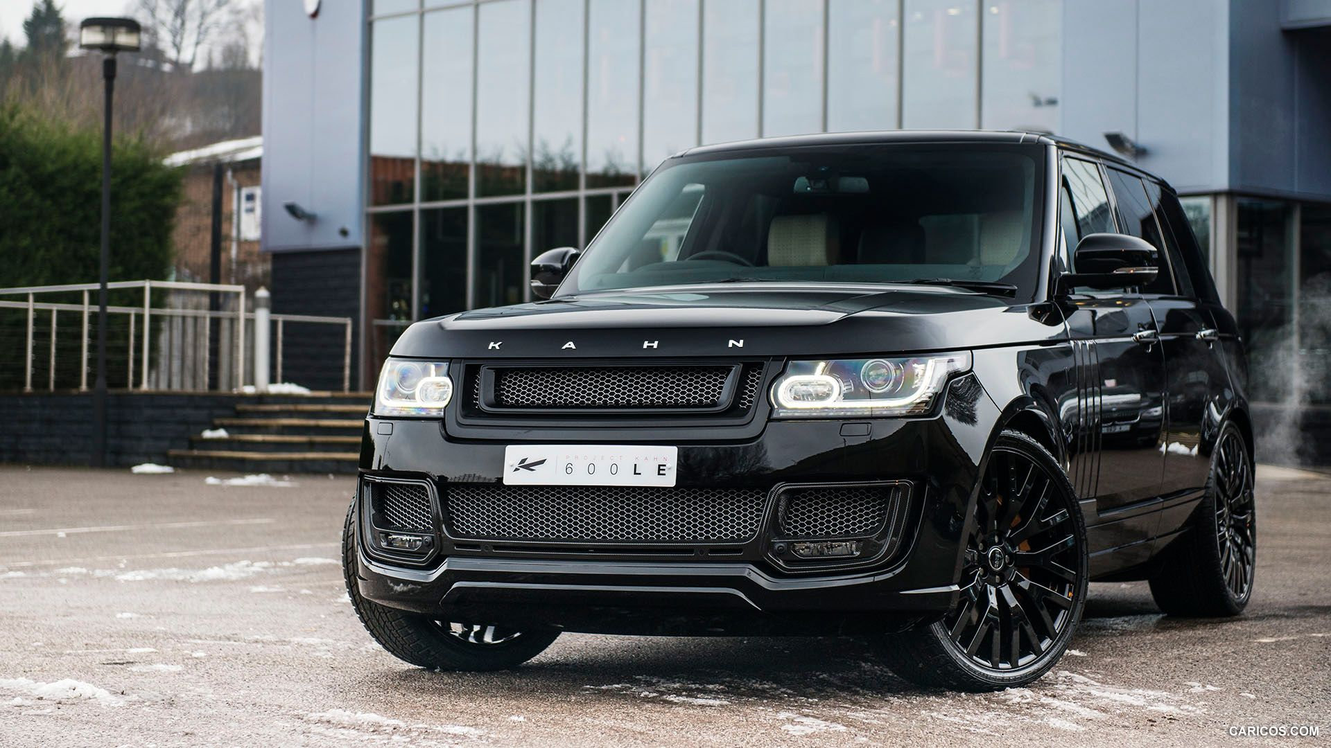 CARICOS Kahn Design Range Rover 5 0 Supercharged Autobiography