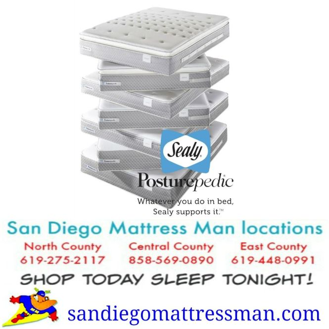 Sealy Mattress Same Day Delivery Locations In San Go