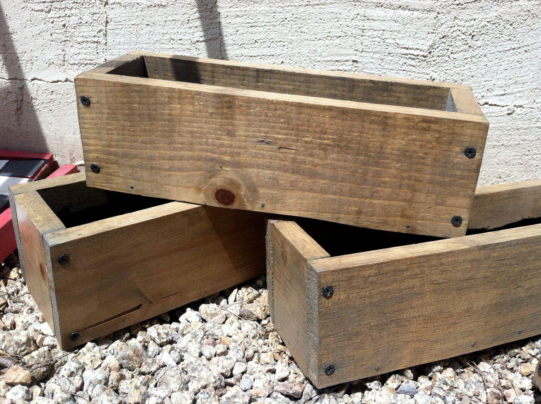 Best 25 Wooden Box Centerpiece Ideas On Pinterest Diy