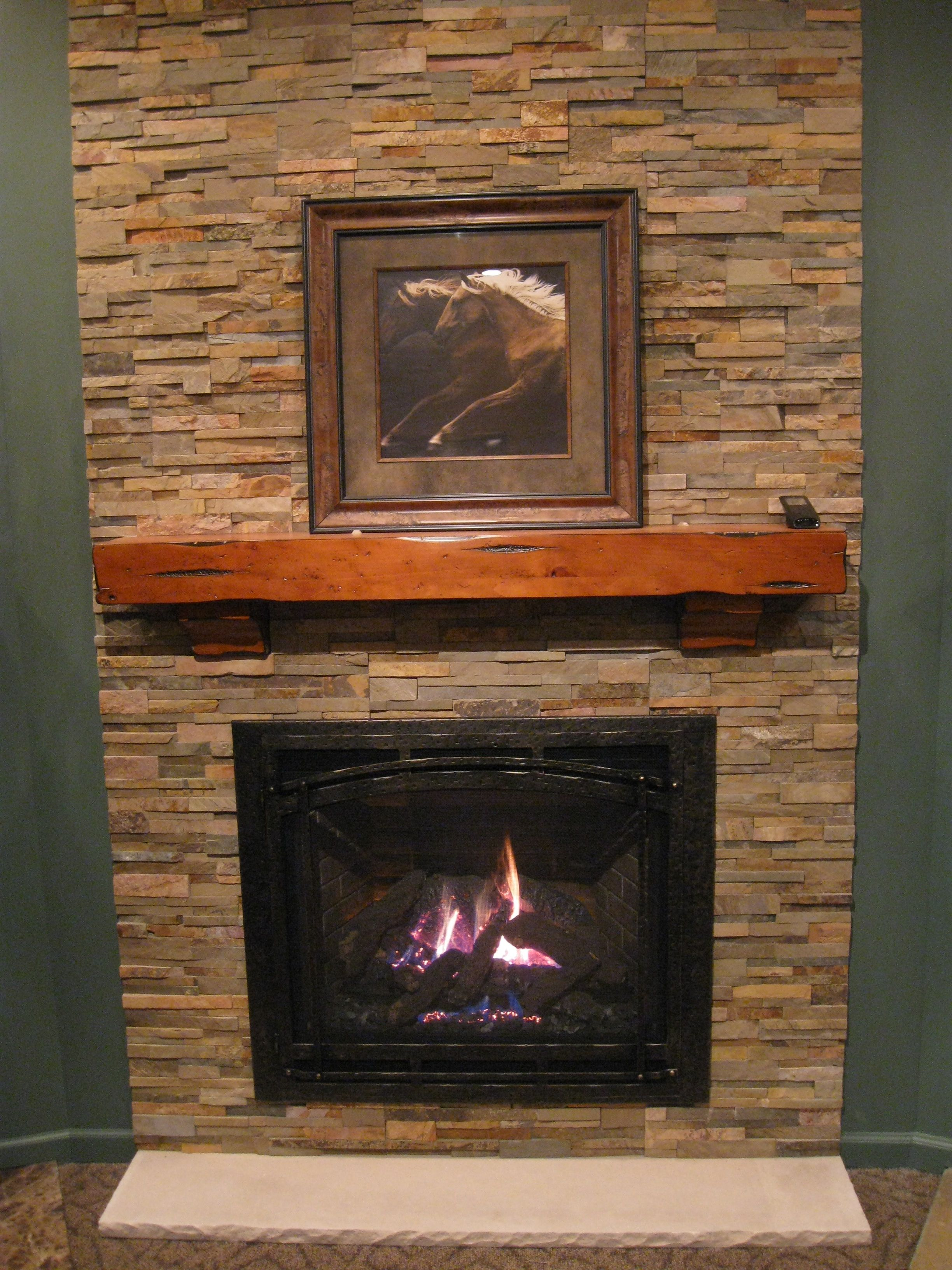 Intrigue And Is A Direct Vent Gas Fireplace The
