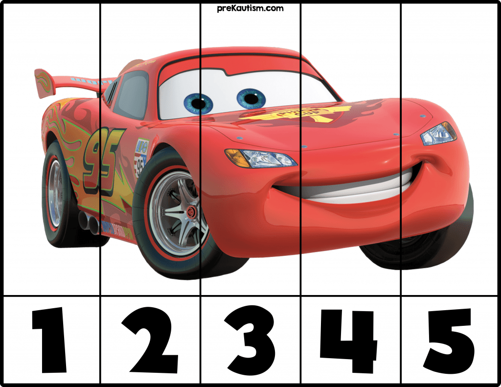 Free Cars 1 5 Puzzles