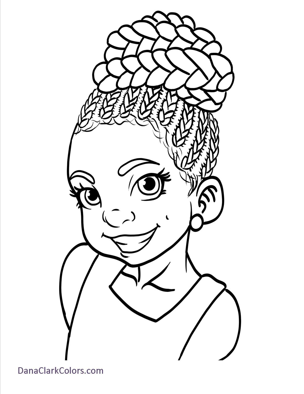 Black Kids Coloring Page Africanamericancoloringpages