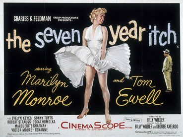 Image result for SEVEN YEAR ITCH MOVIE POSTER