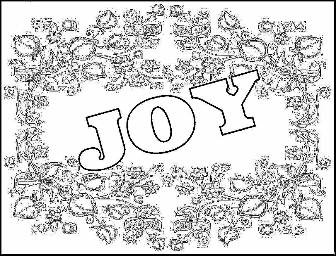 New Year S Coloring Pages