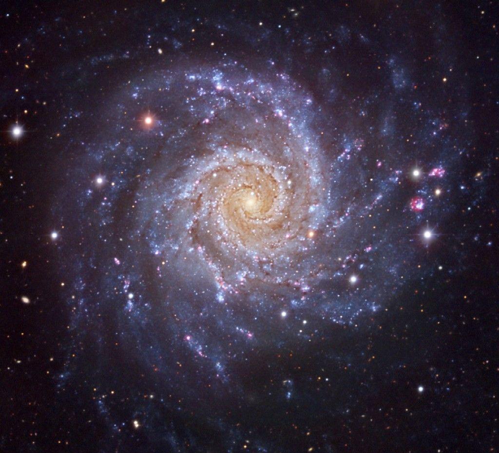 Silverado Galaxy Ngc Or Ugc Is A Spiral Galaxy
