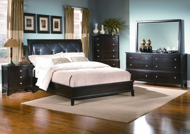 Leonardo Bedroom Bedroom Sets & Collections
