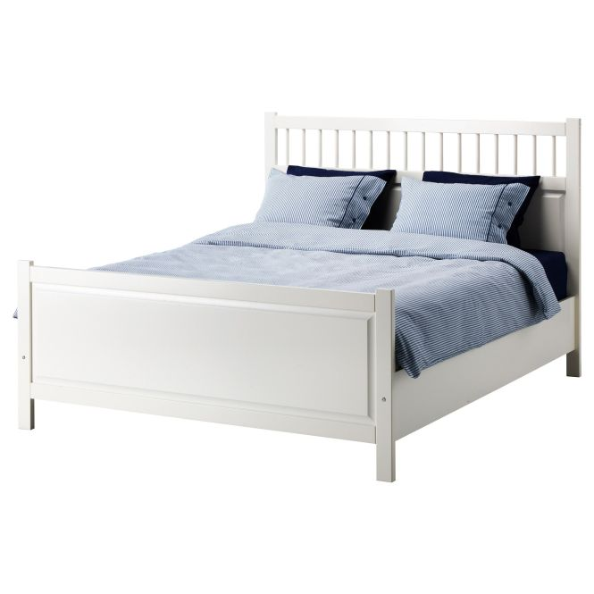 Hemnes Bed Frame Full Ikea For Kaylee