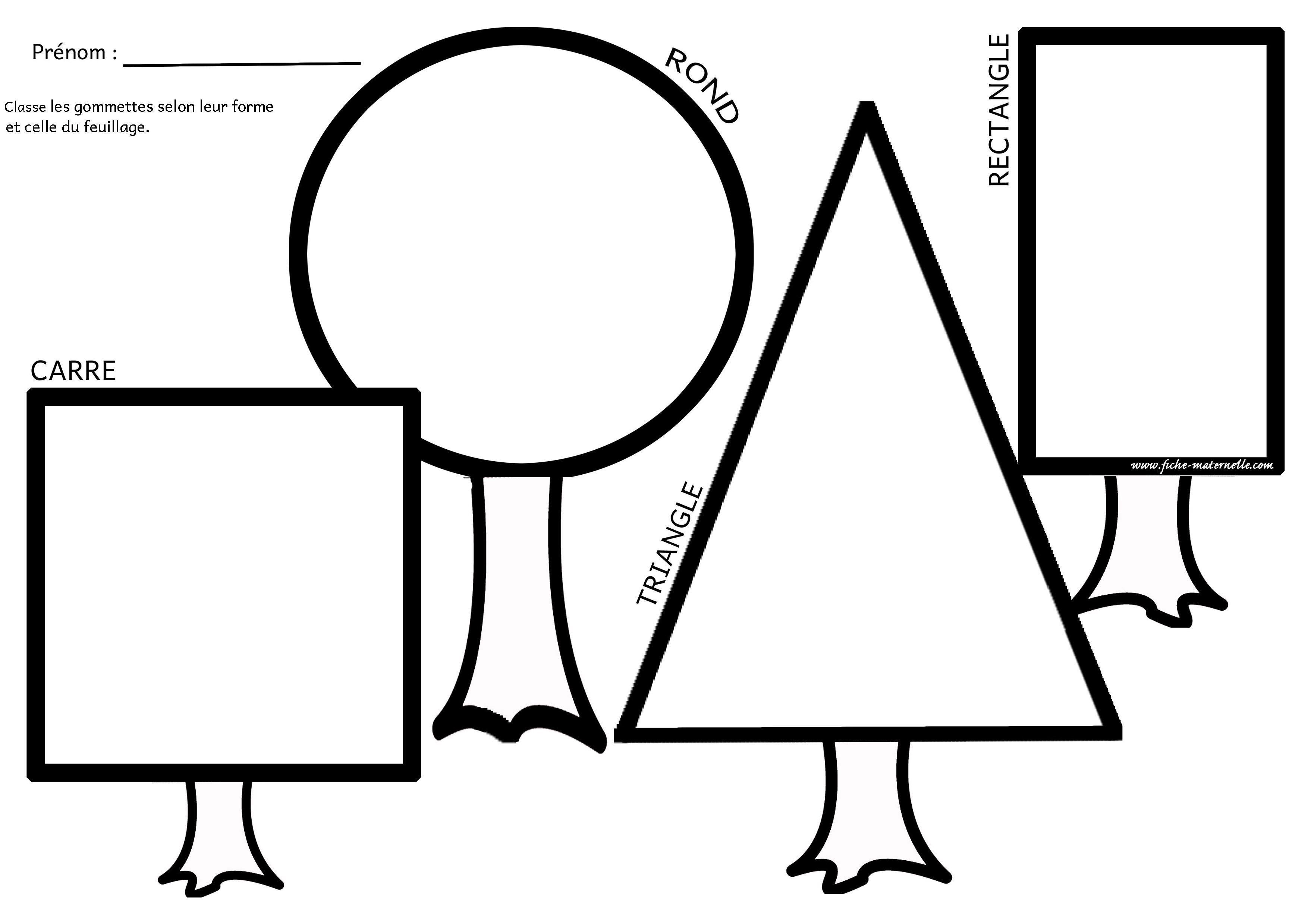 Apprendre Les Formes Geometriques