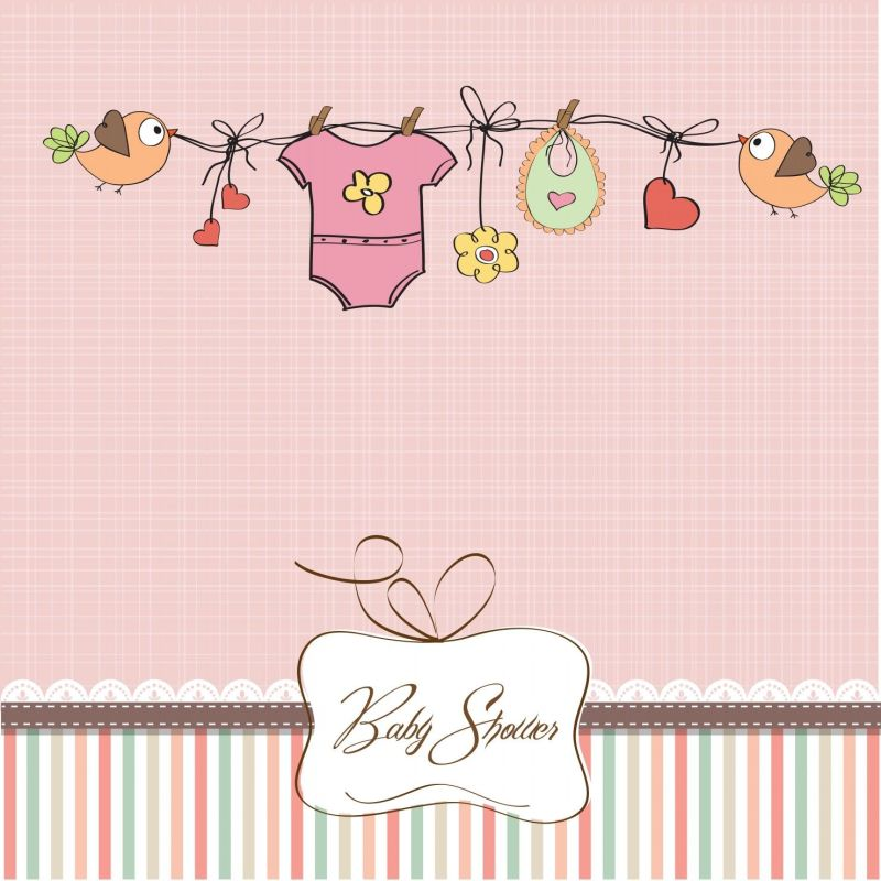 Baby girl shower card cuty pie pinterest card ideas