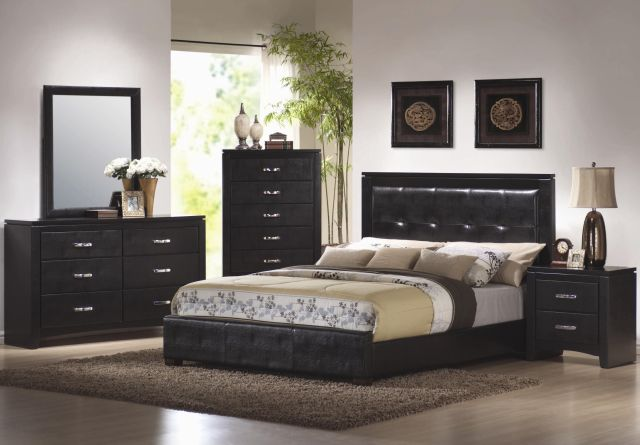 Black King Size Bedroom Furniture Sets For more pictures and