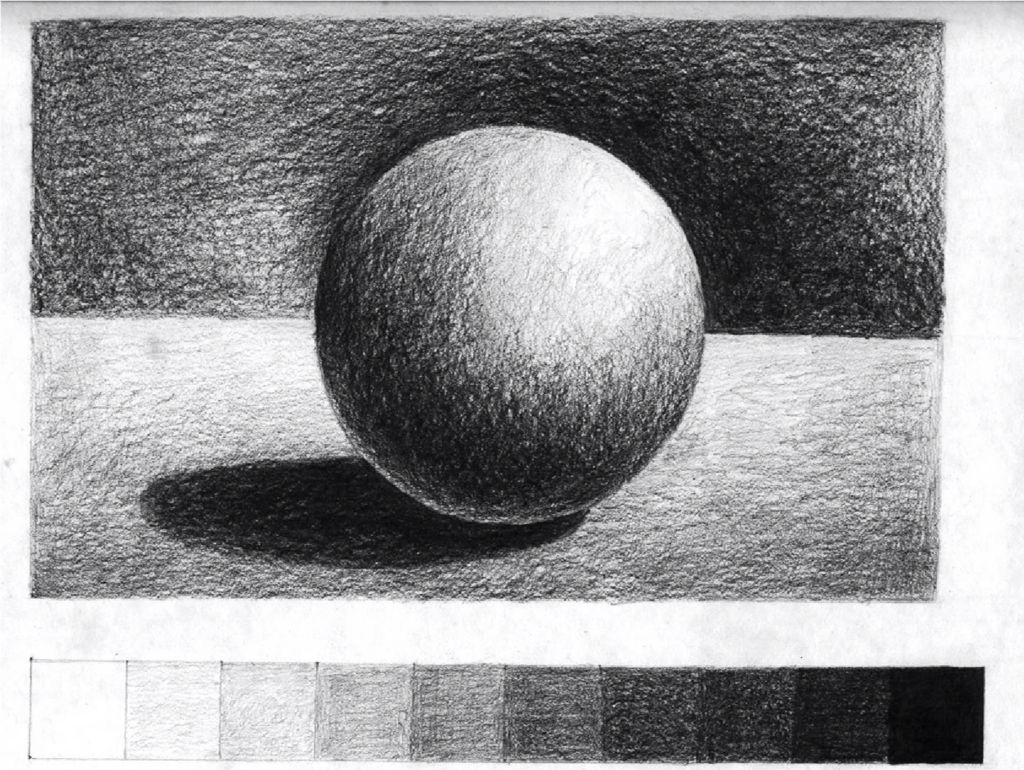 Useful Exercise In Tonal Range Values