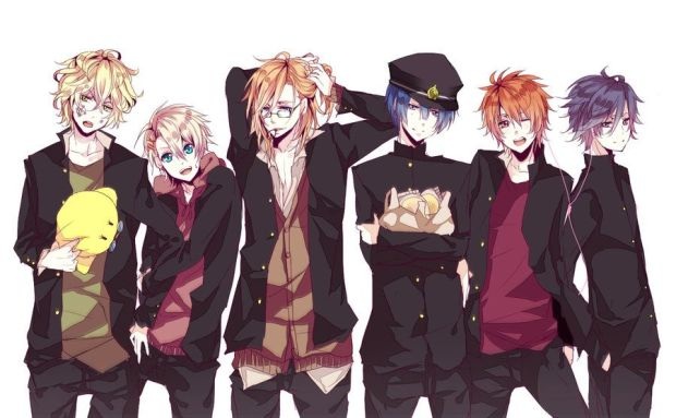 Image result for uta no prince sama young ren