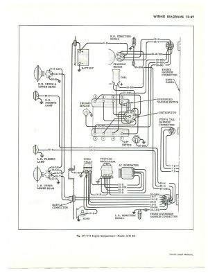 85 Chevy Truck Wiring Diagram | diagram is for large