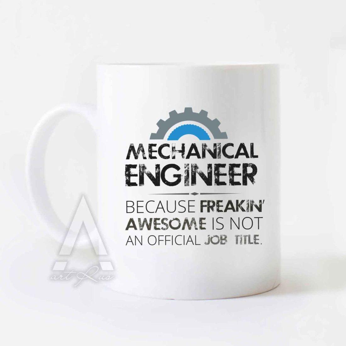 Christmas gifts for mechanical engineers engineer mug