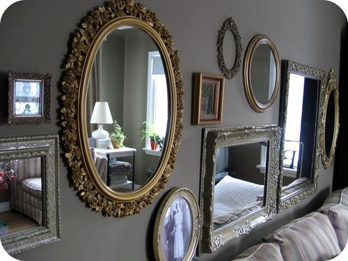 Best 25 Wall Of Mirrors Ideas On Pinterest Wall Mirrors