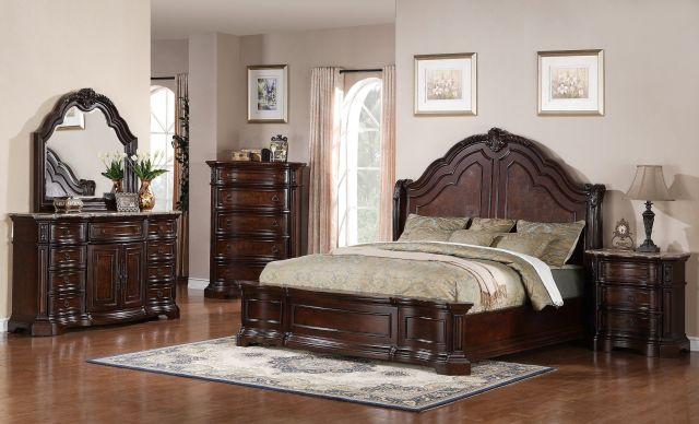 Edington Panel Bedroom Set Furniture I Like Pinterest