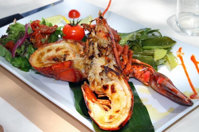 Leggi su tripadvisor le 2.260 recensioni dei viaggiatori sui fast food a guadeloupe, caraibi. Langouste grillé - Cuisine creole en Guadeloupe ...