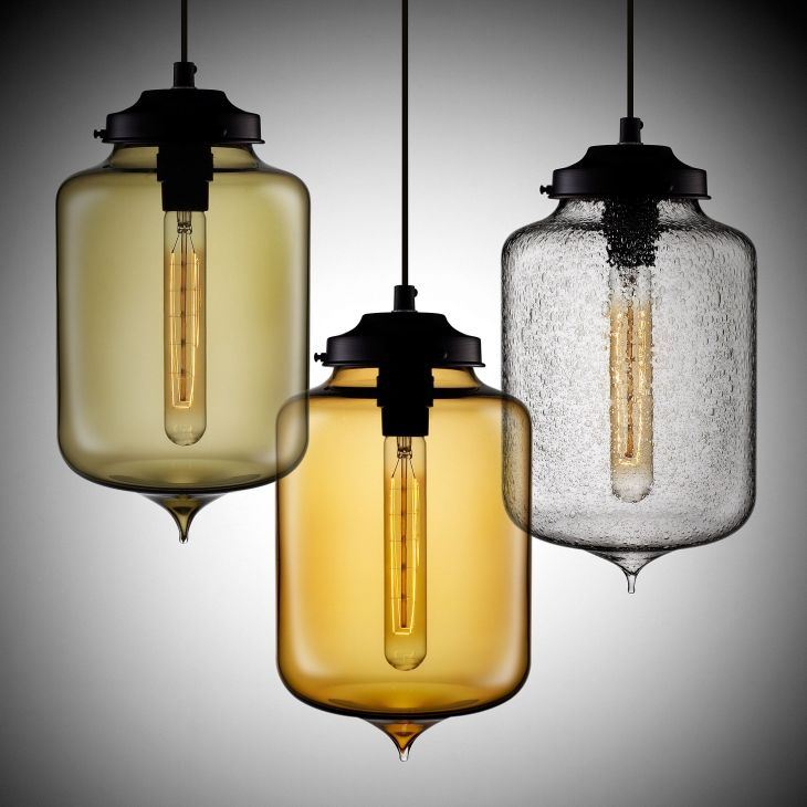Turret Modern Pendant Light at NicheModern light Pinterest