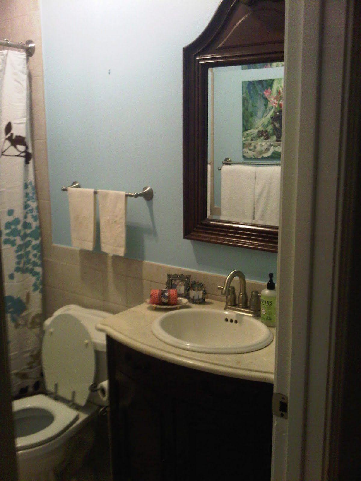 small bathroom no window paint color google search on best paint colors for bathroom with no windows id=86220