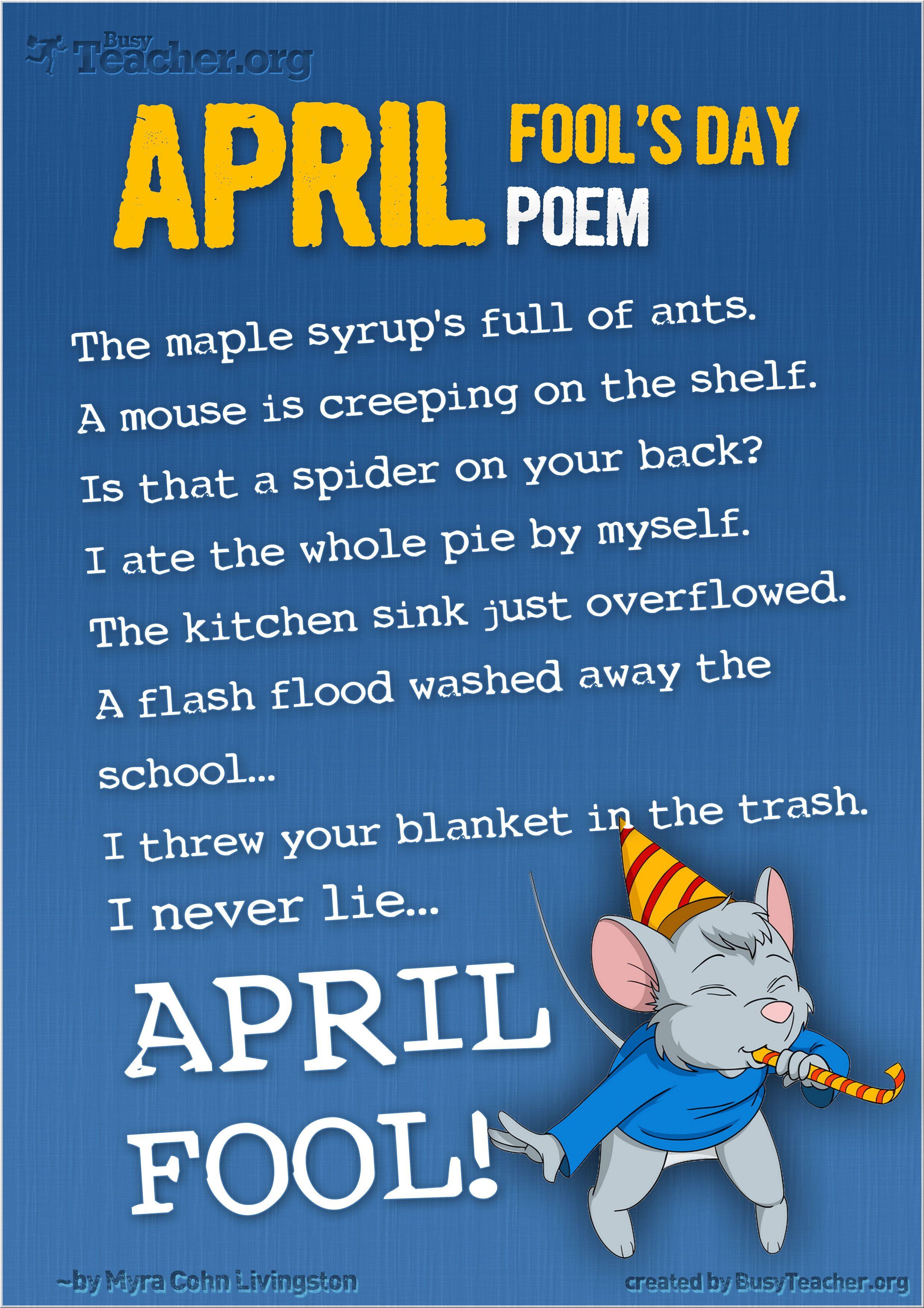 Poem Poster