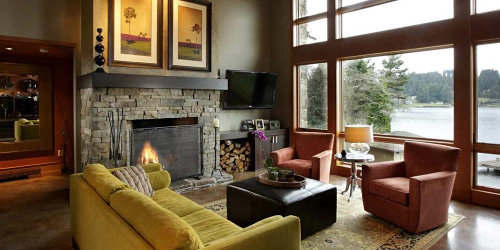 lake home interior design ideas waterfront lake house on interior colors for lake house id=39747