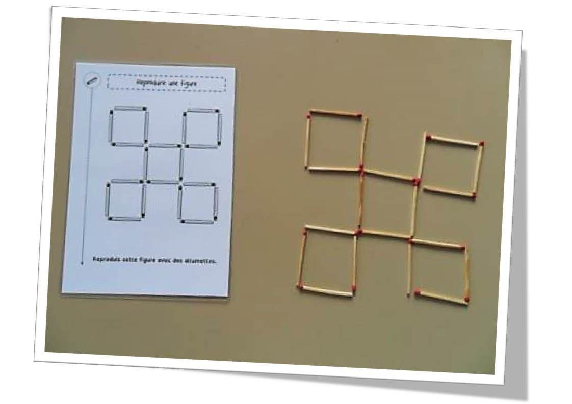 Fiches Pour Une Activite Geometrique En Autonomie