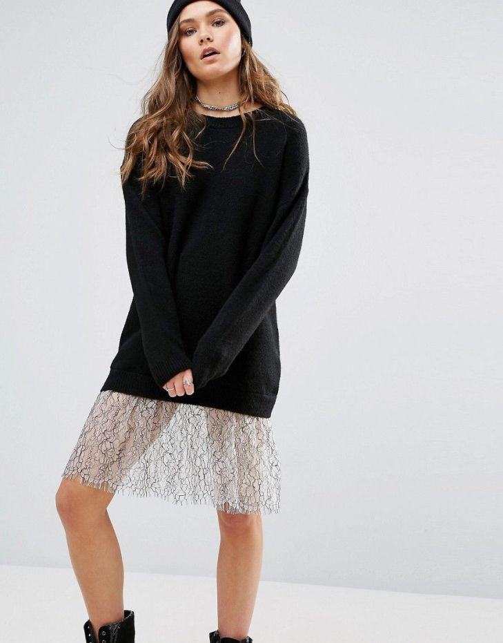 Get this New Lookus jersey dress now Click for more details