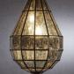 Portobello glass pendant lamp in bronze u allissias attic u vintage