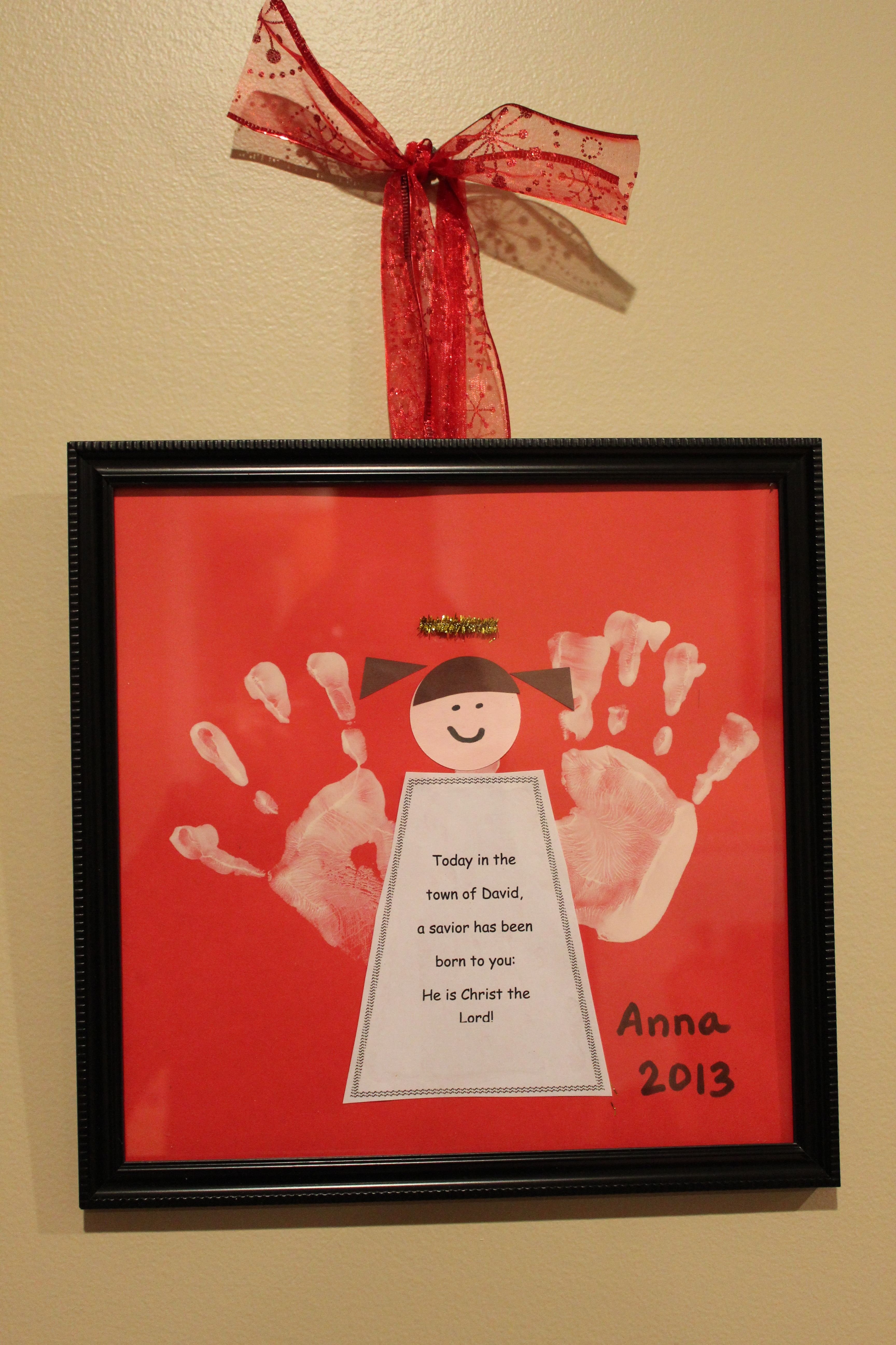 Angel Craft For Christmas Great For The Toddler Room At Church