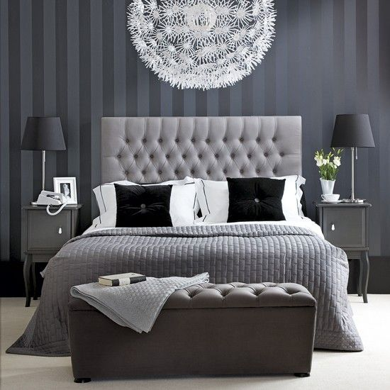 How To Decorate In Grayscale Black And Whitethe Grayblack
