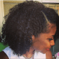 Pin by angie melecio on hair curly pinterest natural hair