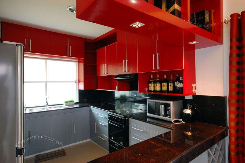 Small kitchen interior design philippines for Modern kitchen design in the philippines