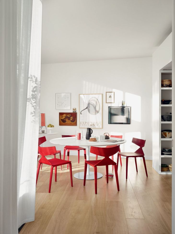 Saya Chair by Lievore Altherr Molina for Arper Available from