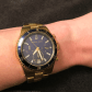Make me an offer michael kors gold navy beautiful ea and