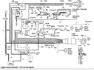Bayliner Capri WiringDiagram | Boat | Pinterest