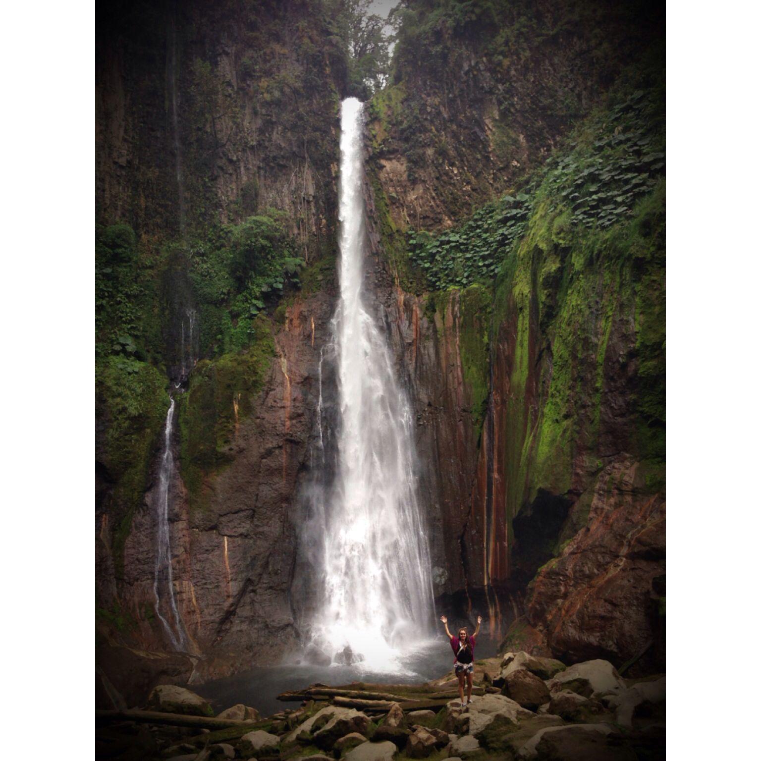 Catarata Toro Amarillo Costa Rica