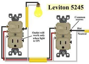 Leviton 5245 3way bo | a | Pinterest | Wire switch